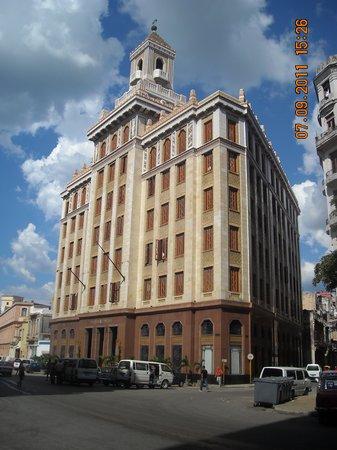 Bacardi Building : Edificio Bacardí
