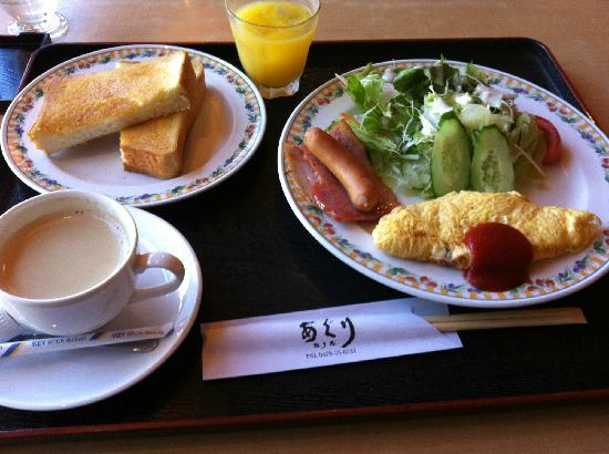 Hotel Sunrise Choshi : Western-Style Breakfast