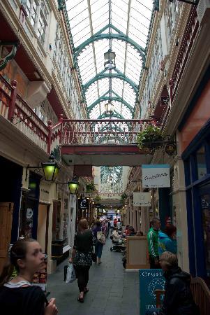 Castle Quarter Arcade: Great place to shop