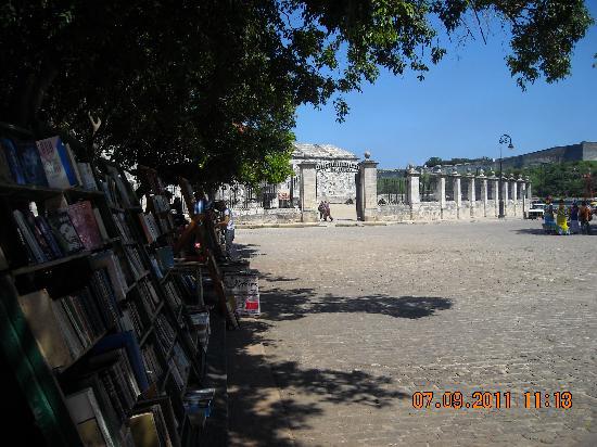 พลาซ่าเดอาร์มาส: Plaza de Armas
