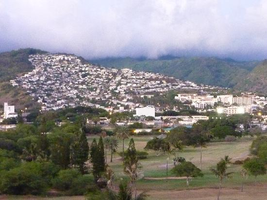 Ilima Hotel: View from balcony