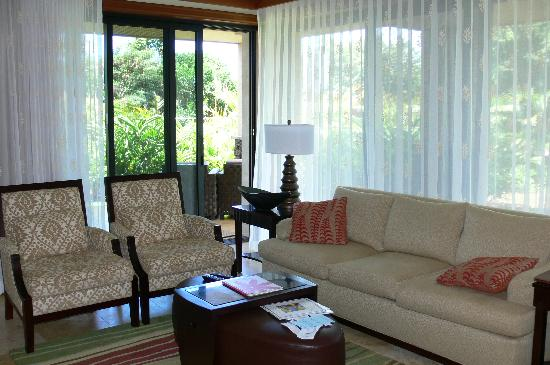 Koloa Landing Resort at Poipu, Autograph Collection: Living Room