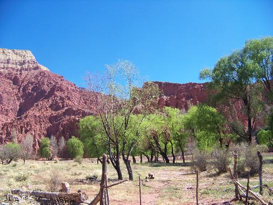 Cerro Chico: paisaje cercano