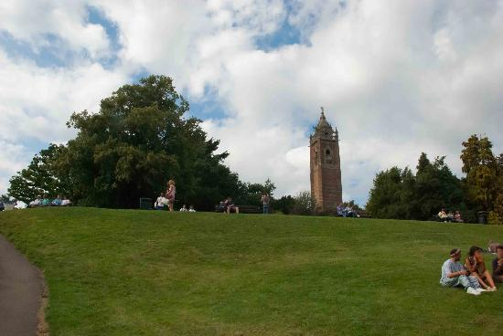 Cabot Tower: Lovely Brandon Hill Nature Park