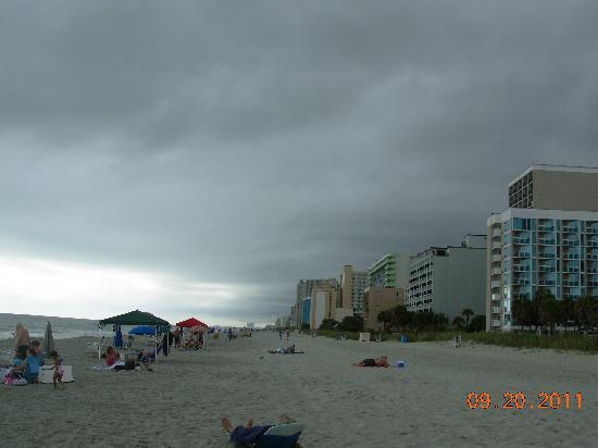 Sea Crest Oceanfront Resort: Clean White Sand Beaches