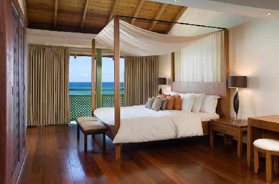 Mango Bay All Inclusive: Penthouse suite Bedroom