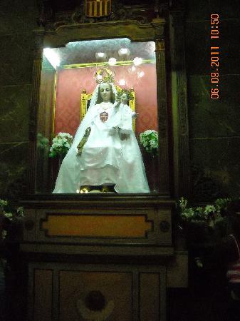 Iglesia y Convento de La Merced_Virgen de La Merced