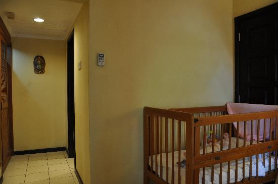 โรงแรมคลับบาหลีมิเรจ: Suite in Hotel Club Bali Mirage