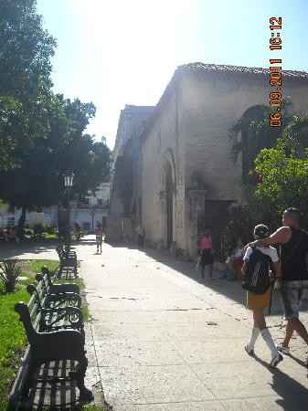 Church of the Good Voyage (Iglesia Santo Cristo Del Buen Viaje): Iglesia del Santo Cristo del Buen Viaje