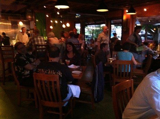 Nuestra Cocina: The restaurant.