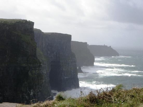 Cliffs of Moher: Great view