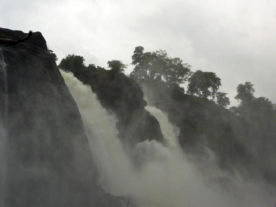 In Love with Kerala Tours: Falls at Athirapally