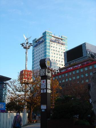 โตโยโกอินน์ปูซาน No.1: 外観(駅からすぐです!)