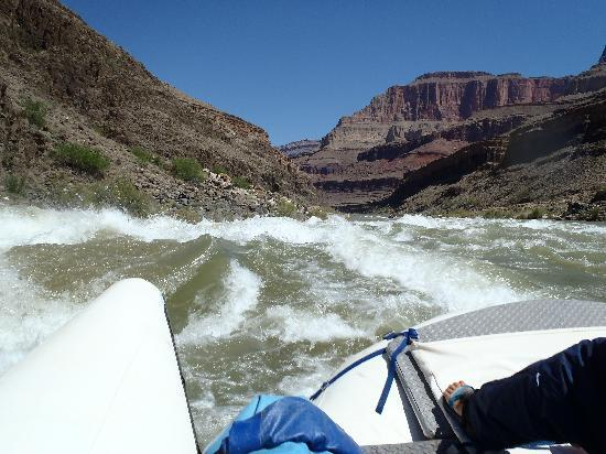 Arizona Raft Adventures: From the raft
