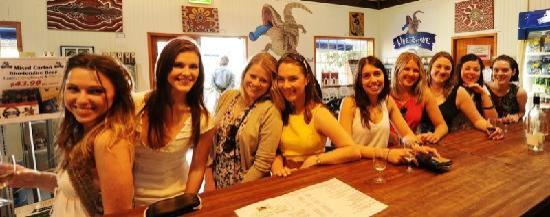 Hunter Valley Wine Tasting Tours: Girls' Day Out