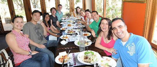 Hunter Valley Wine Tasting Tours: Enjoying the Gourmet Style Lunch at The Hunter Resort