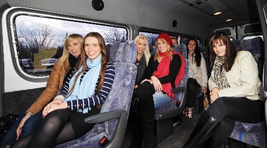 Hunter Valley Wine Tasting Tours: Vehicle: Ample leg room & space for maximum comfort