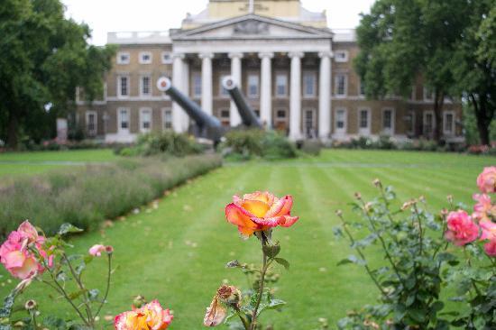 พิพิธภัณฑ์สงครามจักรวรรดิ: IWM Garden