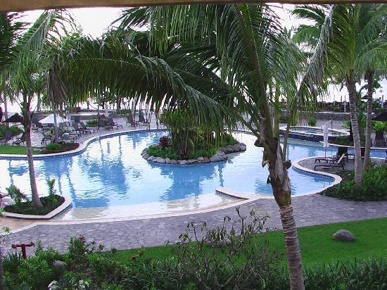 โซฟิเทล ฟิจิ รีสอร์ท แอนด์ สปา: Beautiful Sofitel Resort