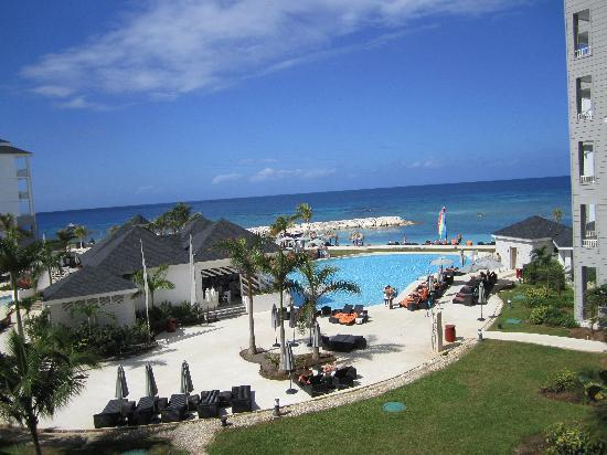 Secrets St. James Montego Bay: Room with a view