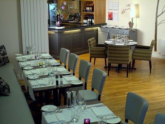 Brodies restaurant Moffat
