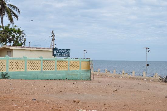 TTDC Tamil Nadu Hotel: Hotel boundary