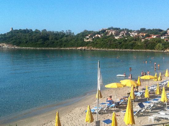 La Bitta Arbatax: spiaggia
