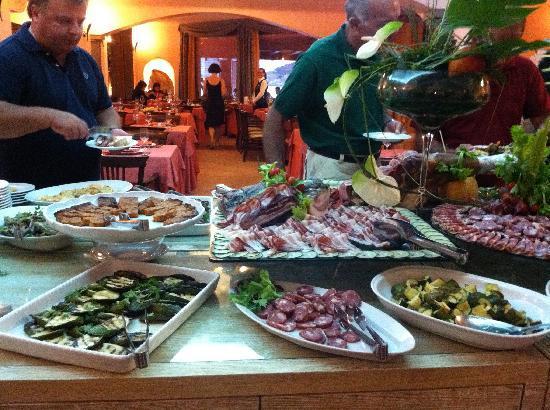La Bitta Arbatax: ristorante