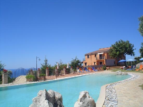 Hotel Relais du Silence Pian Delle Starze: piscina