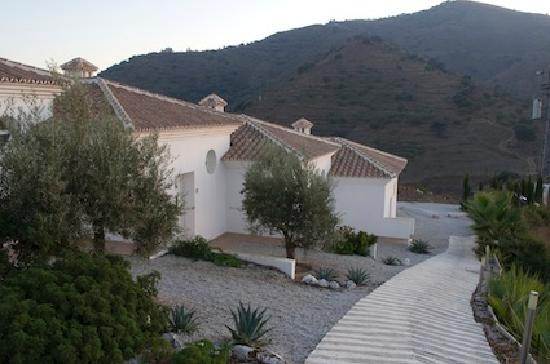Azul Arenas Andalucia: Les gites ôté montagne