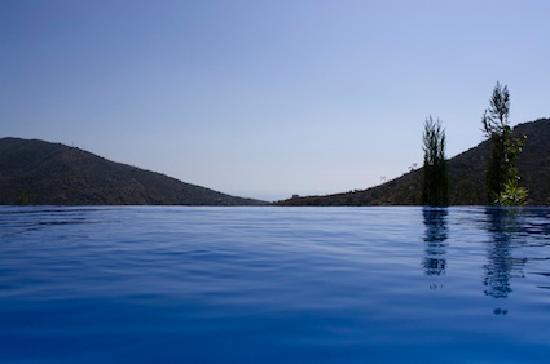 Azul Arenas Andalucia: Dans la piscine...