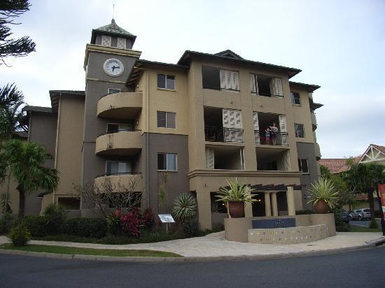 รีสอร์ท & สปาเดอะเลคส์แครนส์: Dalrymple 2 bed apartments