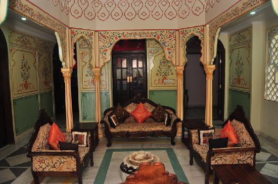 Rani Mahal - A Heritage Hotel: Meeting Room