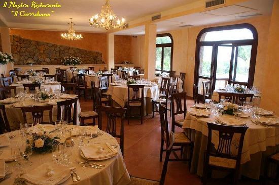 Hotel Relais du Silence Pian Delle Starze: ristorante