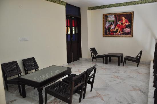 Rani Mahal - A Heritage Hotel: Lobby
