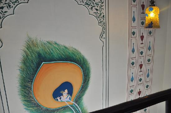 Rani Mahal - A Heritage Hotel: Paintings