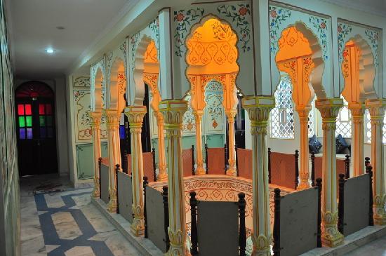 Rani Mahal - A Heritage Hotel: Interior
