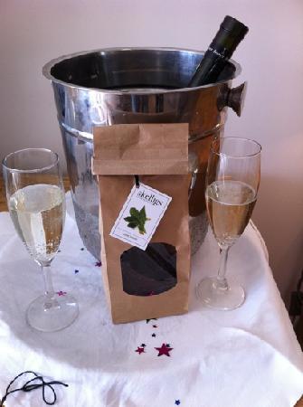 Sneem Hotel: romance package