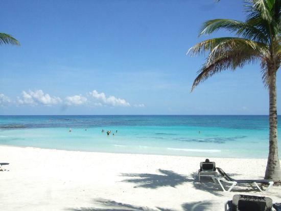 Barcelo Maya Colonial: Stunning beach