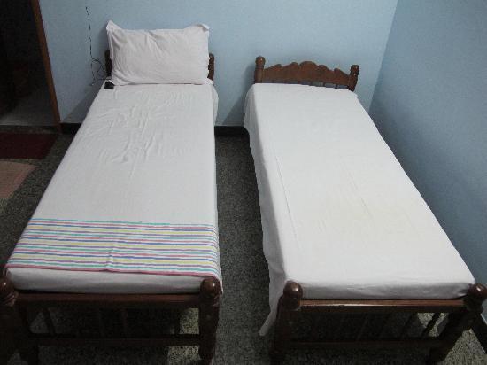 Twin bedroom @ Beena Homestay