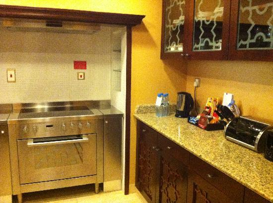Arjaan by Rotana: kitchen