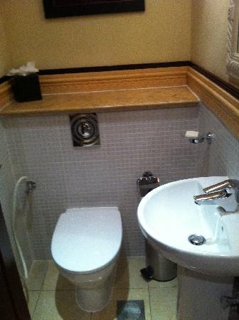 Arjaan by Rotana: guest bathroom