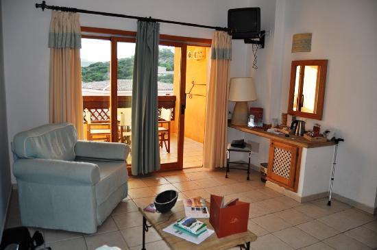 Hotel Marinedda Thalasso & SPA: Salon