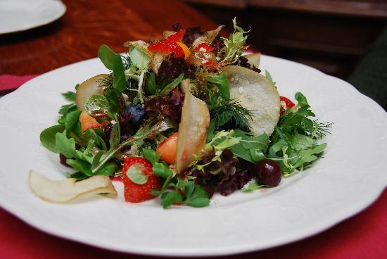 Café Pushkin: salad