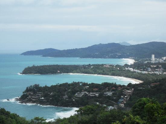 โรงแรมซีวีว ป่าตอง: Island tour - view