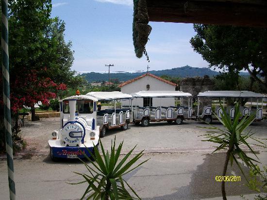 Plessas Palace Hotel: trainaki