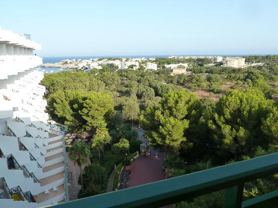 Hotel Club Cala Marsal: Panorama dalla stanza