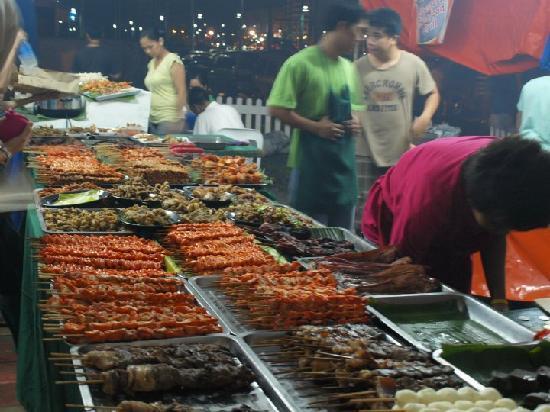 Mercato Centrale: barbecue