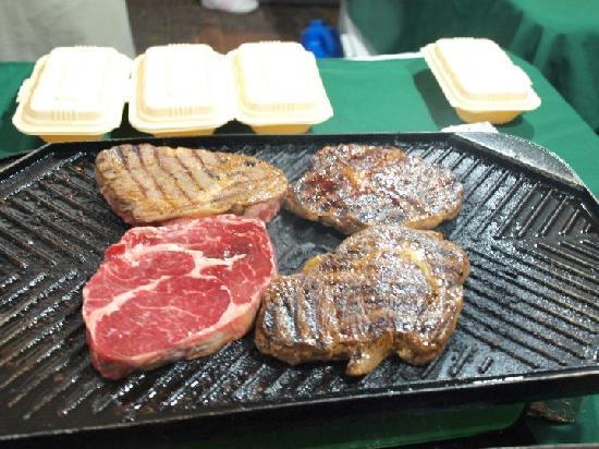 Mercato Centrale: steaks