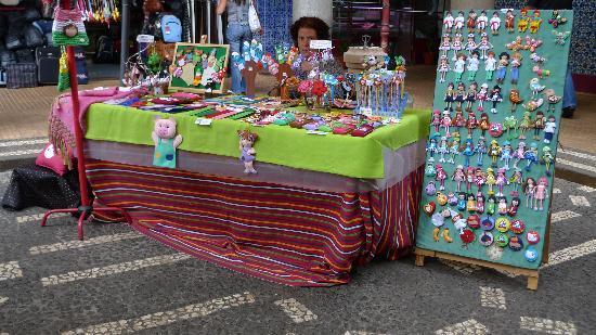 Mercado dos Lavradores: hand made products